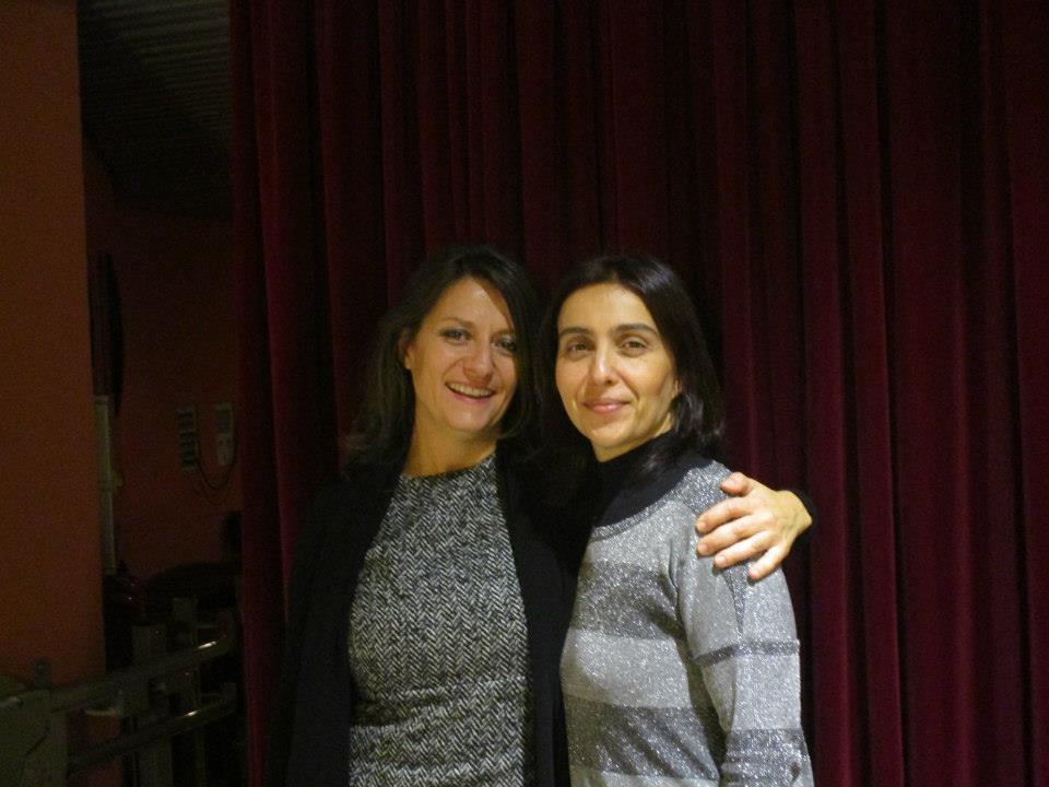 ©Carla Magnan e Carla Rebora, Teatro Dal Verme, Milano 2014