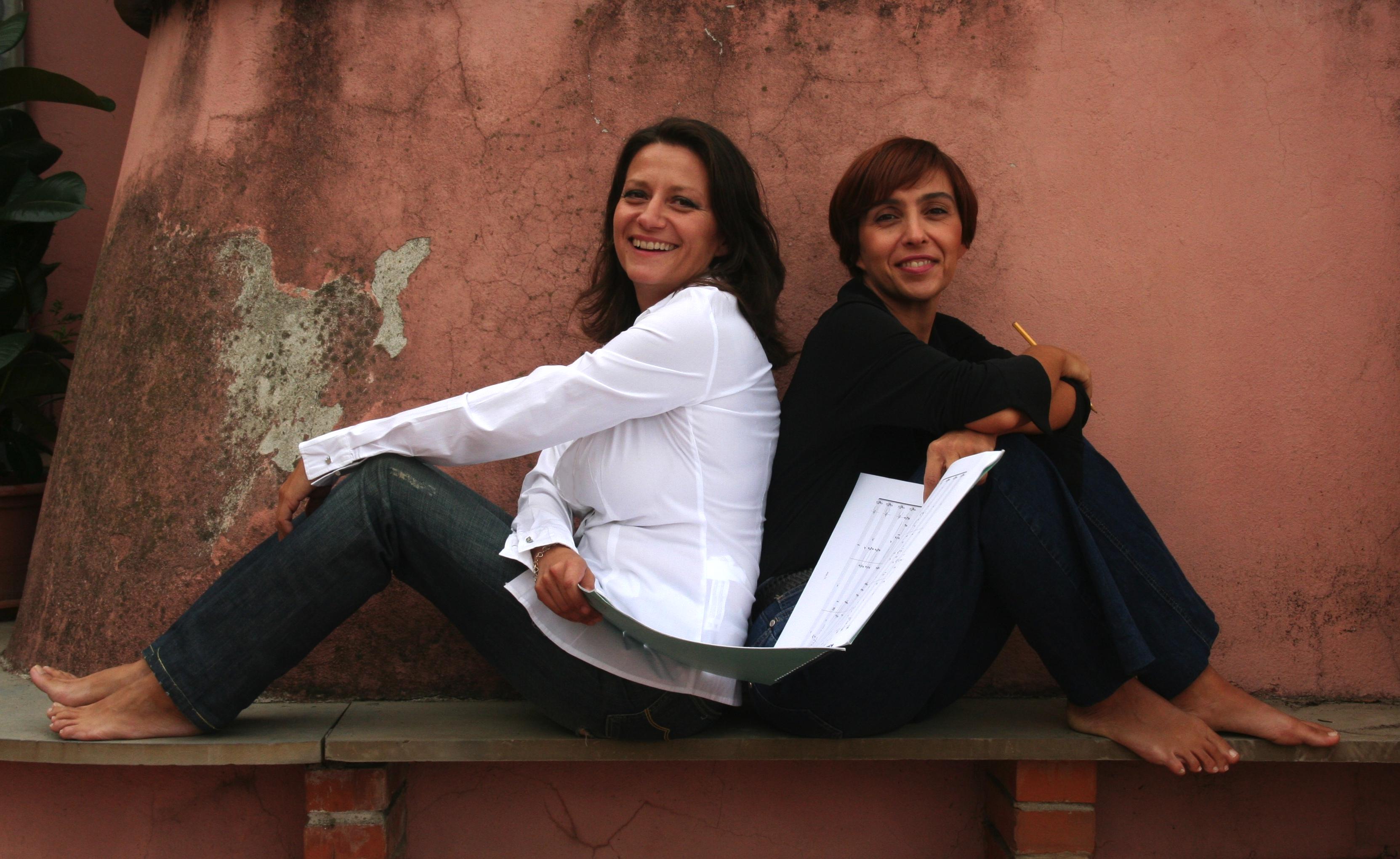 Carla Magnan e Carla Rebora©A.Spalluto