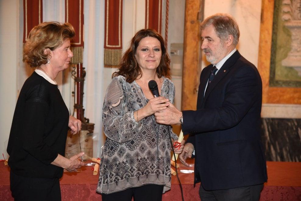 Nomine ad Ambasciatrici di Genova nel Mondo©Leoni per Repubblica, Genova Palazzo Tursi, 2018