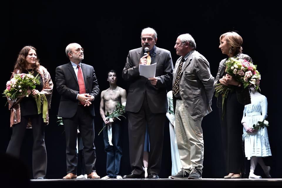 """©Hamburg Ballet, Gala di danza """"Omaggio a Genova"""", Genova, 2019"""